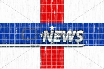 Flag of Netherland Antilles news