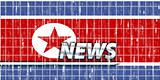 Flag of North Korea news
