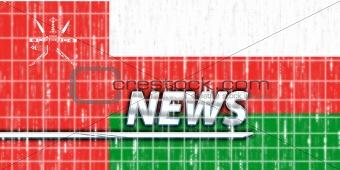 Flag of Oman news
