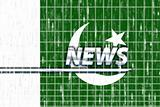 Flag of Pakistan news