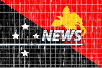 Flag of Papua New Guinea news