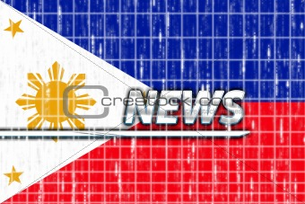 Flag of Philippines news
