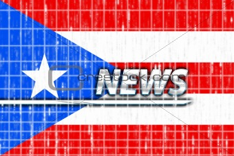 Flag of Puerto Rico news
