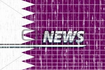 Flag of Qatar news