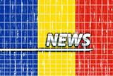 Flag of Romania news