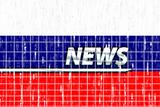 Flag of Russia news