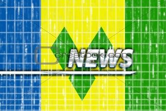 Flag of Saint Vincent and Grenadines news