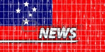 Flag of Samoa news