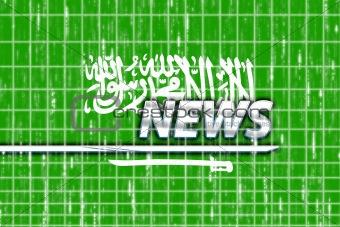 Flag of Saudi Arabia news