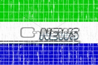 Flag of Sierra Leone news
