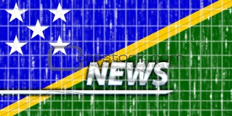 Flag of Solomon Islands news