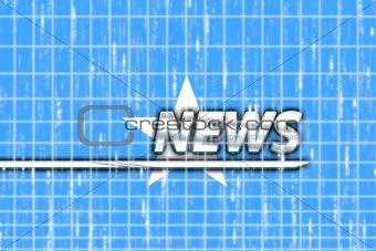 Flag of Somalia news