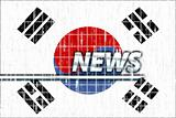 Flag of South Korea news