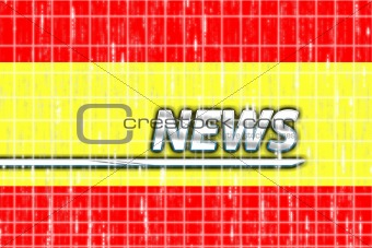 Flag of Spain news