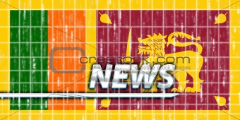 Flag of Sri Lanka news