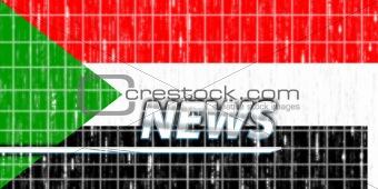 Flag of Sudan news