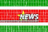 Flag of Suriname news