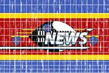 Flag of Swaziland news