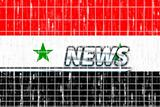 Flag of Syria news