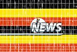 Flag of Uganda news