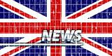 Flag of United Kingdom news