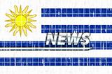 Flag of Uruguay news