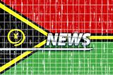 Flag of Vanuatu news