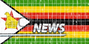 Flag of Zimbabwe news