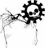 Nightmare Skull