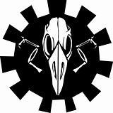 Gear Skull Bird