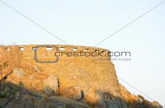 Beautiful fortress