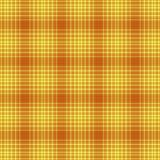 Brown textured plaid