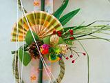 Japanese new year decoration