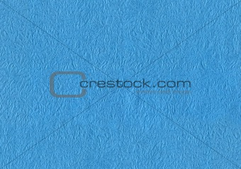 Blue japanese rice paper