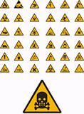 Warning and safety signs