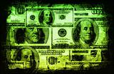 US Dollar Abstract