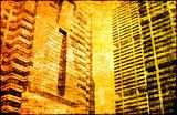 Grunge Building Background