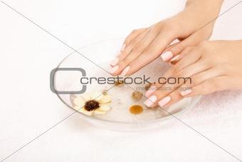 Skin humidifying