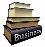 Education books - business