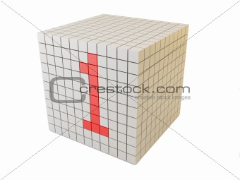Cubes 3d