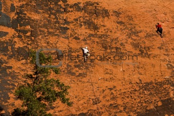 Red Rock Climbing