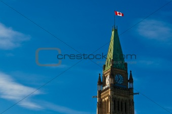 Peace Tower, Canadian Parliament