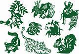 oriental animal element