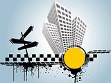 abstract building  vector