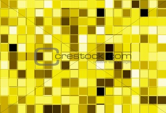 Abstract background with square tiles