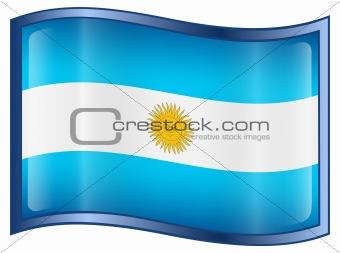 Argentina Flag icon