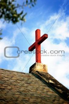 Cross Church Roof