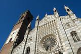 Duomo of Monza facade