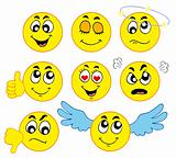 Various smileys 1