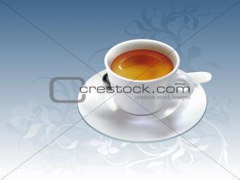 fragrant coffee